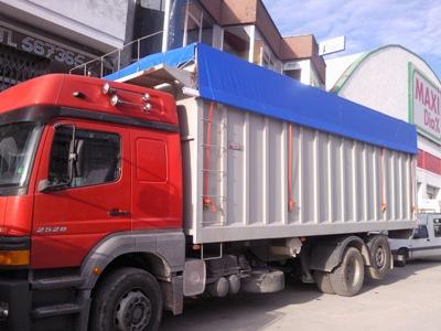 Toldos camion materiales para la renovaci n de la casa for Toldos para camiones